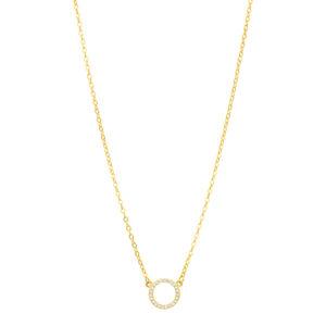 golden necklaces